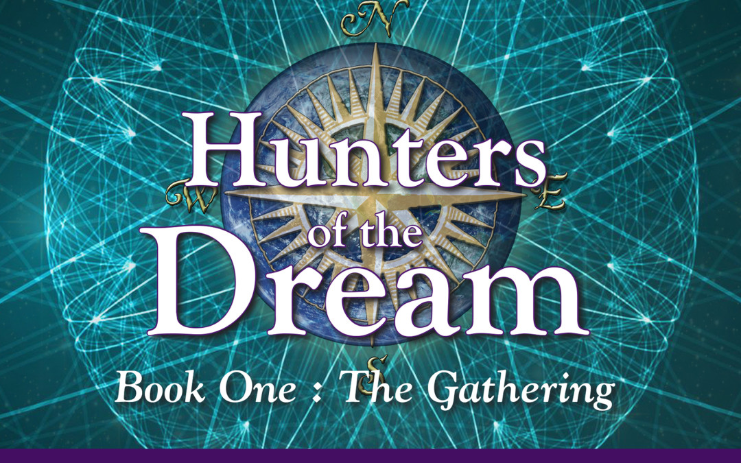 Visual Art Meets Written Word: The Writing of the Hunters of the Dream Trilogy